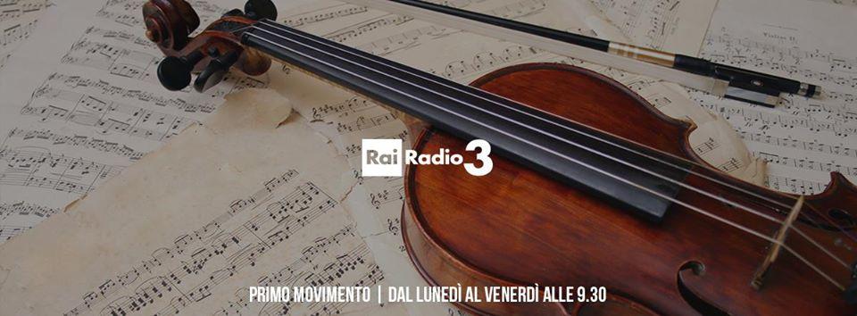 Il Tetraone su RAI Radio 3