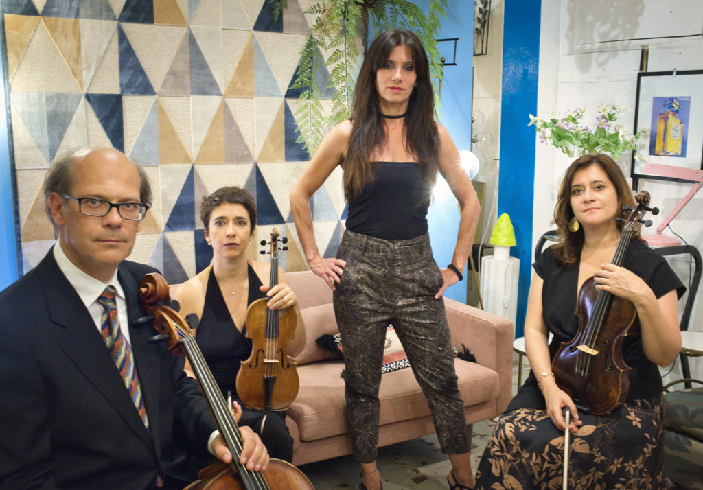 I Quartetti di Mozart con il fortepiano